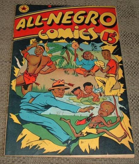 All Negro Comics 1947